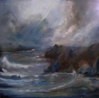 Sea, Salt, Clouds