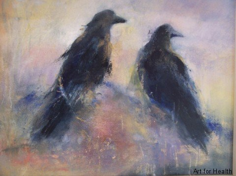 Two-Old-Crows